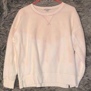American Eagle Pink Crewneck Sweatshirt